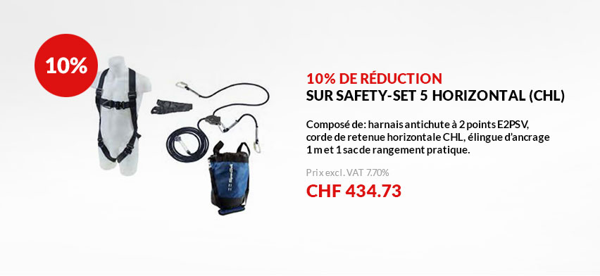 Safety-Set 5 Horizontal (CHL)