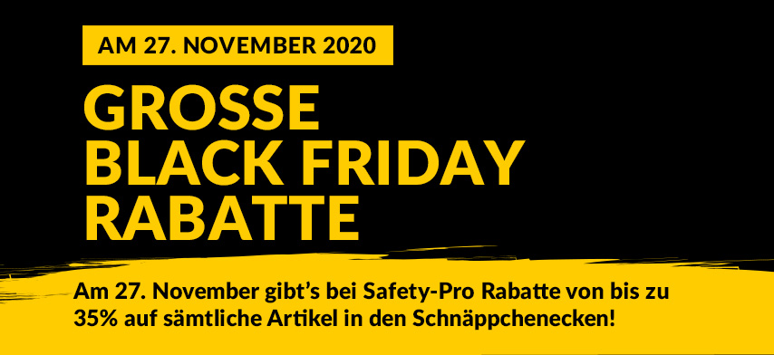 Grosse Black Friday Rabatte