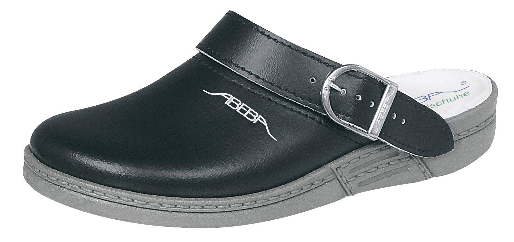 Abeba 7031-43The Original Schuhe, Größe 43, Schwarz