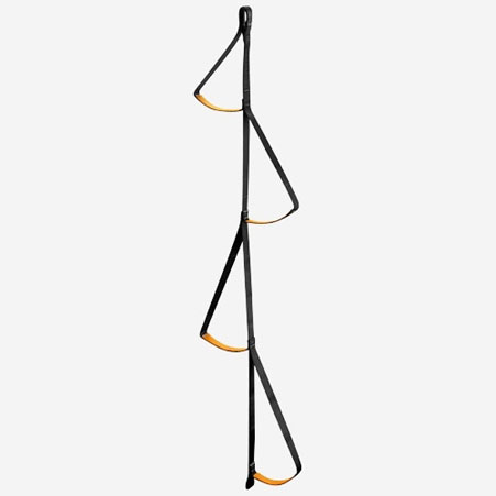 looping trittleiter mit 4 stufen safety pro. Black Bedroom Furniture Sets. Home Design Ideas