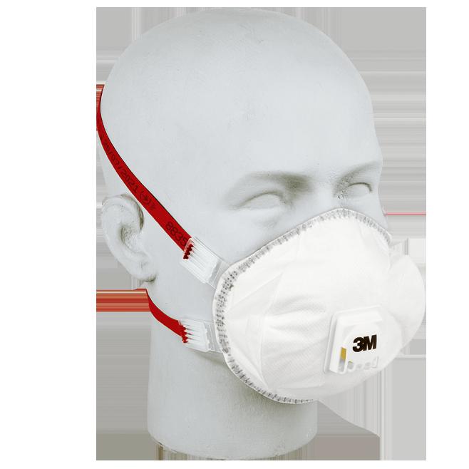masque 3m 8835