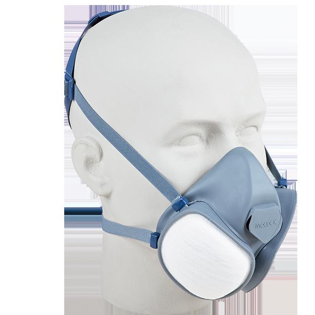 demi masque medical