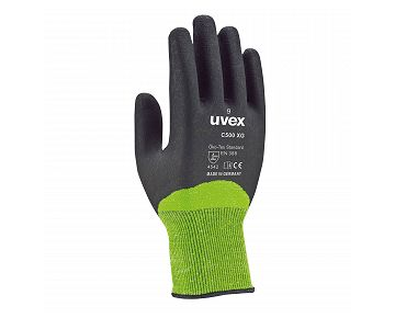 Gants de protection anti-coupures uvex C500 XG