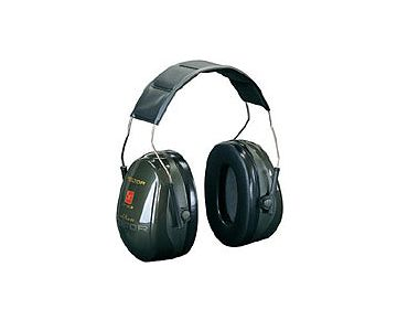 Casque antibruit passif 3M Peltor OPTIME II H520A  31 dB