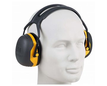Casque anti-bruit 3M PELTOR X2A SNR 31 dB