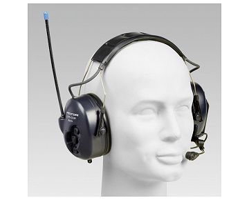 Casque anti-bruit de communication LITE COM PMR 446 3M PELTOR 32 dB