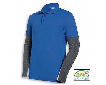 Poloshirt Protection anti-coupure uvex textreme cut 8954