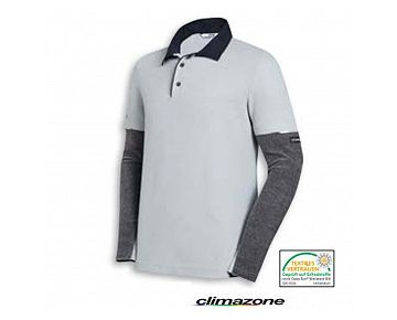 Poloshirt Protection anti-coupure uvex textreme cut 8953